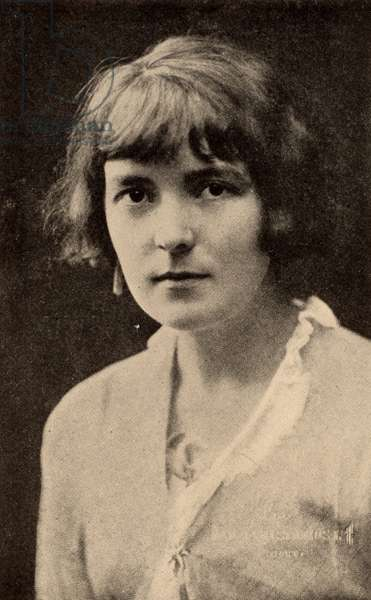 Katherine Mansfield Beauchamp (1888-1923)
