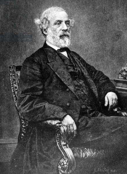 American Civil War-General Robert E