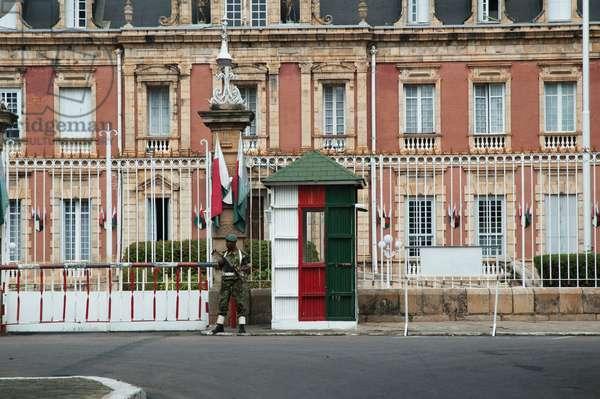 President's Palace, Antananarivo, Madagascar (photo)