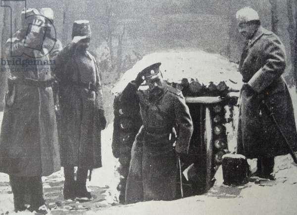 Tsar Nicholas II of Russia, 1916