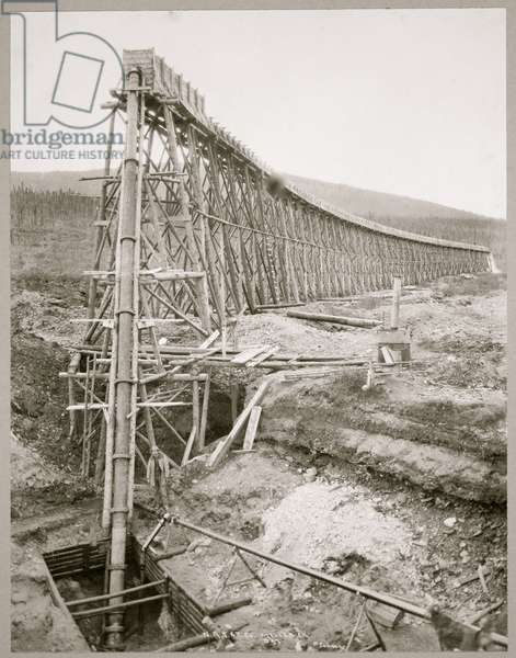 Mining Structure 1915 (photo)