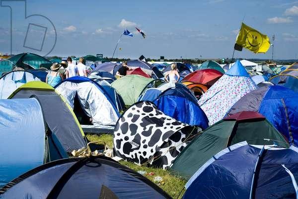A music festival, Stratford upon-Avon, UK