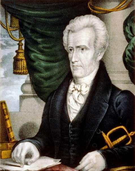 Andrew Jackson, 1836