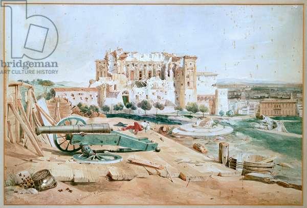 Republique romaine de 1849 (Repubblica romana) :