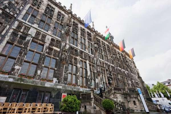 City Hall, Aachen, Germany (photo)