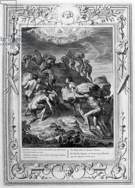The Titans, 1754