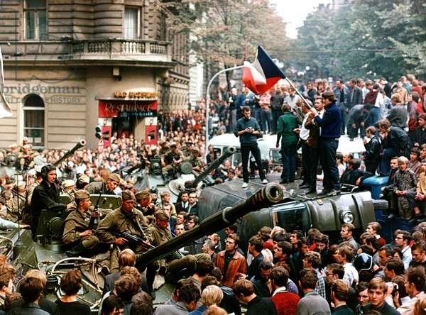 Prague Spring 1968
