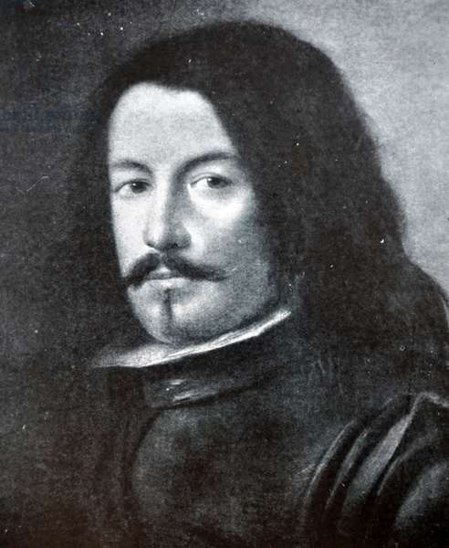 Portrait by Bartolome Esteban Murillo, 1754