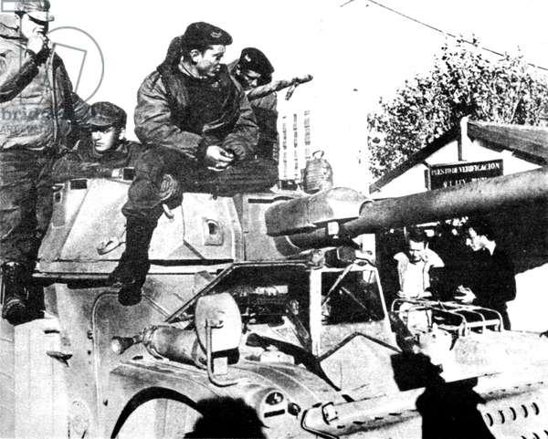 Falklands War Malvinas 1982 Argentina Infantry