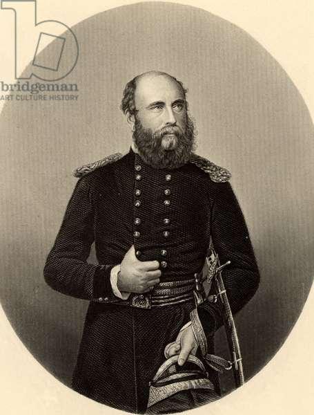 Portrait of G.W.F. Charles