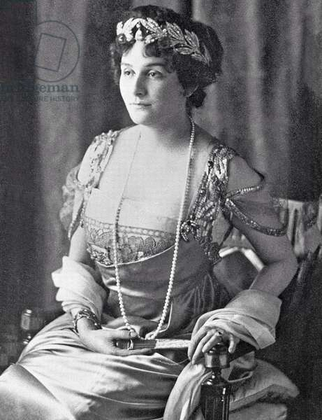 Princess Marie Bonaparte, 1907