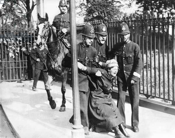 Suffragette, c 1910