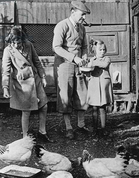 Clement Attlee (1883-1967), Labour politician, 20 November 1937