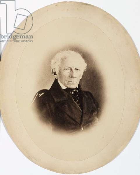 Johann Georg Bodmer, Swiss engineer and inventor, c 1850s