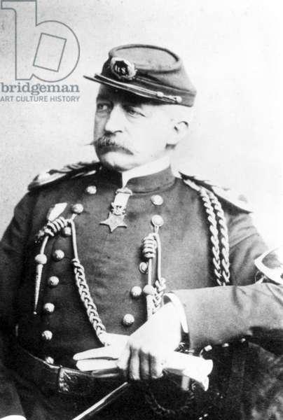 George Gouraud, American soldier, c 1880s
