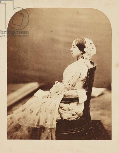 Queen Victoria, c 1856