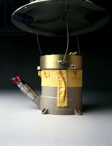 Unmanned Space Flight, British Descent Control Sub-System (DCSS) of the Huygens probe, 1997