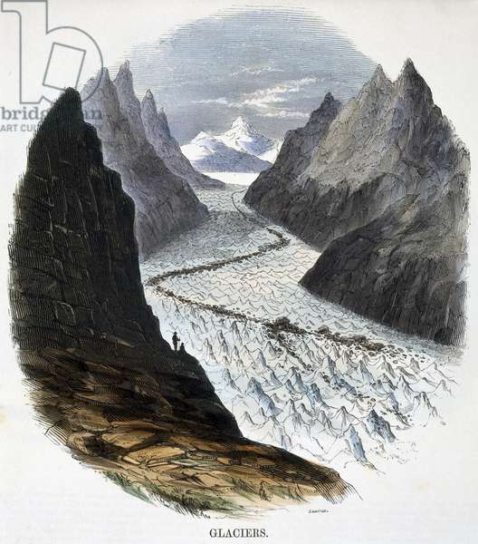 Glaciers', 1849