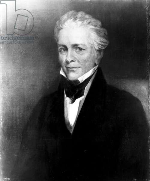 Sir William Cubitt, English civil engineer, c 1830