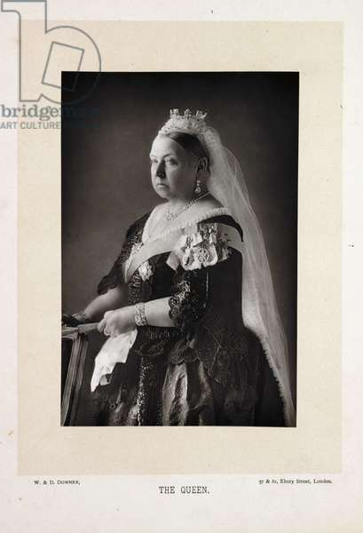 The Queen', 1892