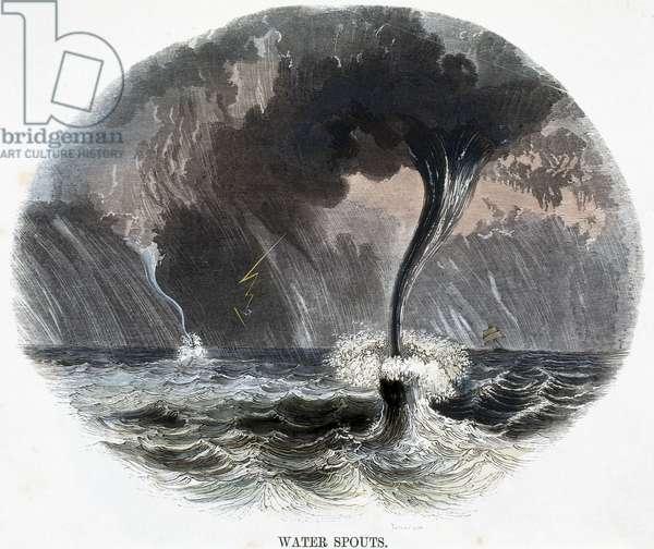 Water Spouts', 1849