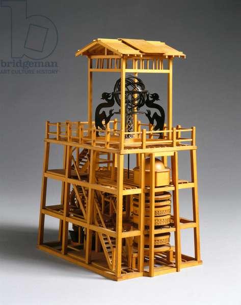 Clocks, Chinese & Japanese Astronomical clock, Chinese, 1088