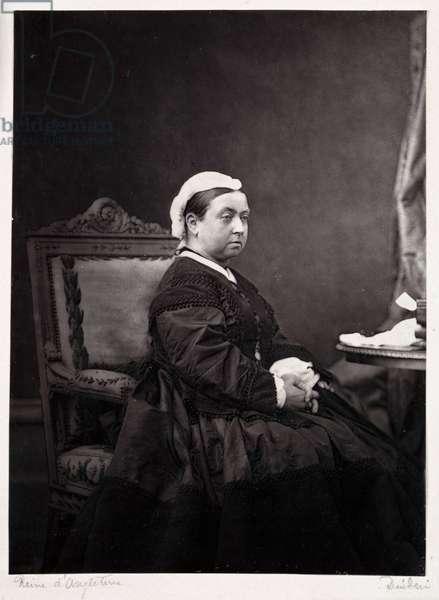 Queen Victoria, c 1870