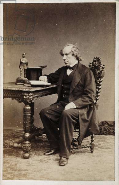 Sir George Gabriel Stokes, Irish mathematical physicist, c 1880s