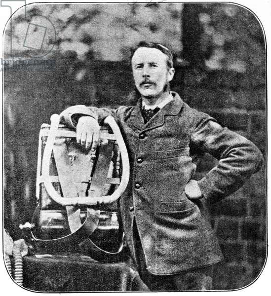 Professor Theodor Fleuss