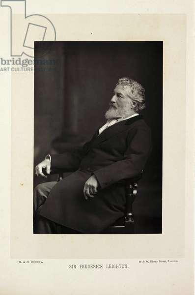 Sir Frederick Leighton', 1890