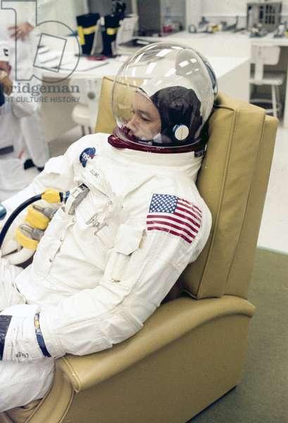 Manned Space Flight, USA, Apollo 11 Apollo 11 astronaut, Michael Collins, 1969