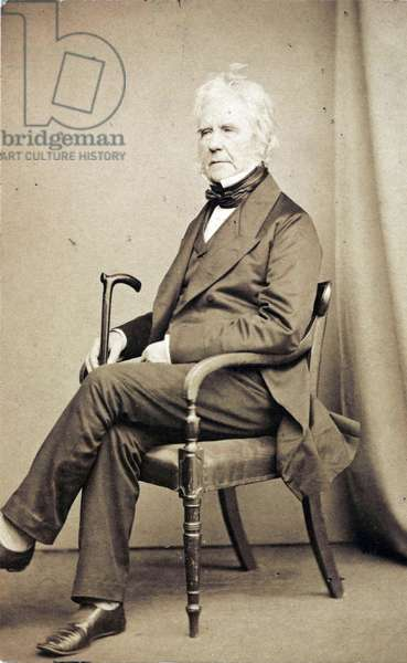 Thomas Brightwell, botanist, 1862