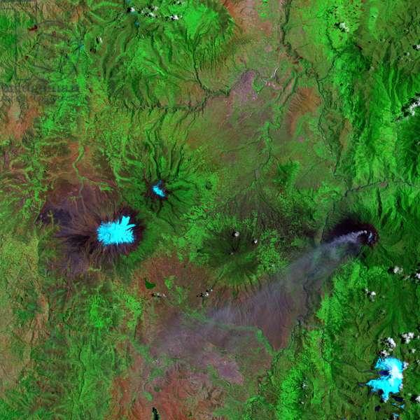 Chimborazo and Tungurahua, Ecuador, September 16 2001