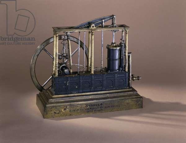 POW - BEAM ENGINES Beam engine, 1821