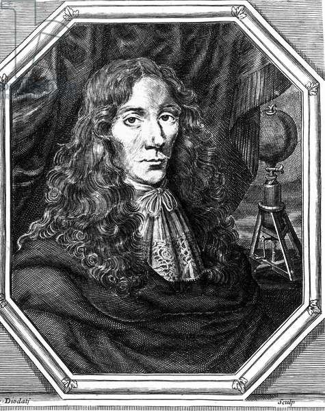 Robert Boyle, Irish physicist and chemist, c 1670s
