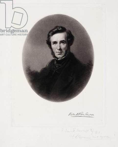 Sir Robert Rawlinson, English engineer and sanitarian, c 1860