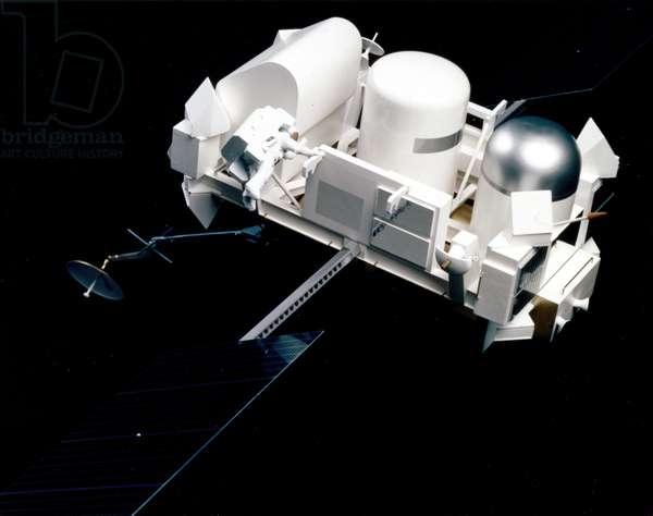 Satellites, Scientific, USA Gamma Ray Observatory (GRO), 1991