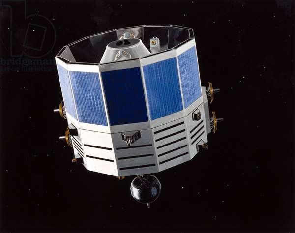 Satellites, Scientific, USA COBE satellite, 1989