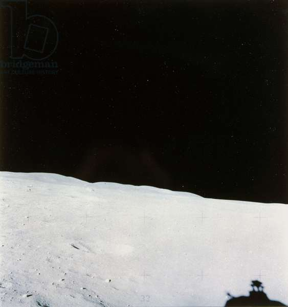 Manned Space Flight, USA, Apollo, General The Lunar surface, 1969-1972