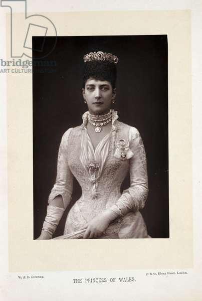Princess of Wales', 1891