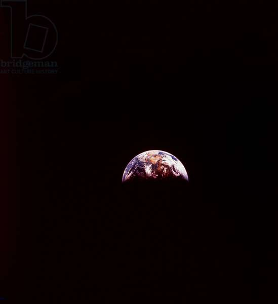 The Earth from space, 1969