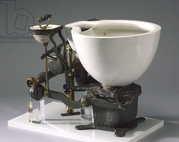 Optimus patent water closet, WC (W