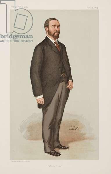 Thomas Henry Ismay, shipping owner, 1894
