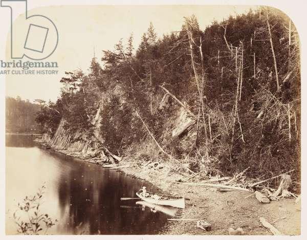 Palisades', 1860