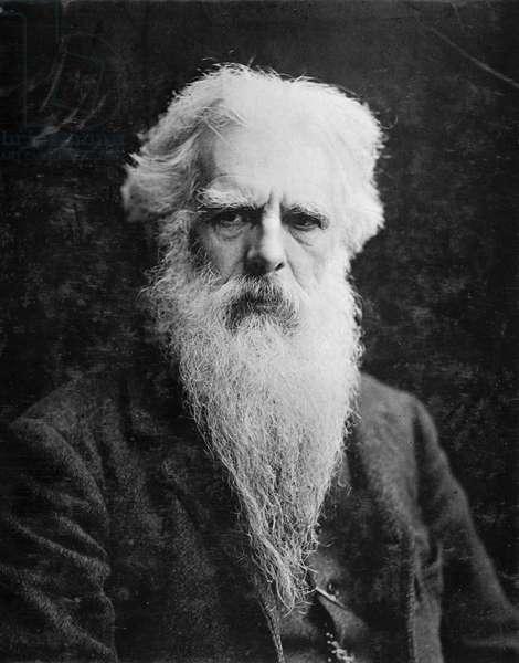 Eadweard James Muybridge, British-American photographer, c 1890