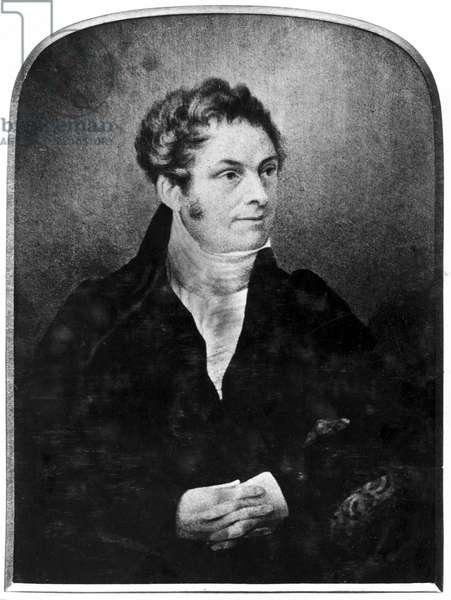 Samuel Hall, engineer and inventor, c 1820s