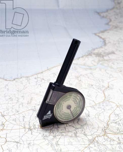 Silva Combi 2 map measurer, c 1989