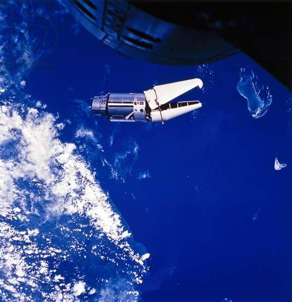 Manned Space Flight, USA, Mercury/Gemini The ÔAngry AlligatorÕ in Earth orbit, 1966