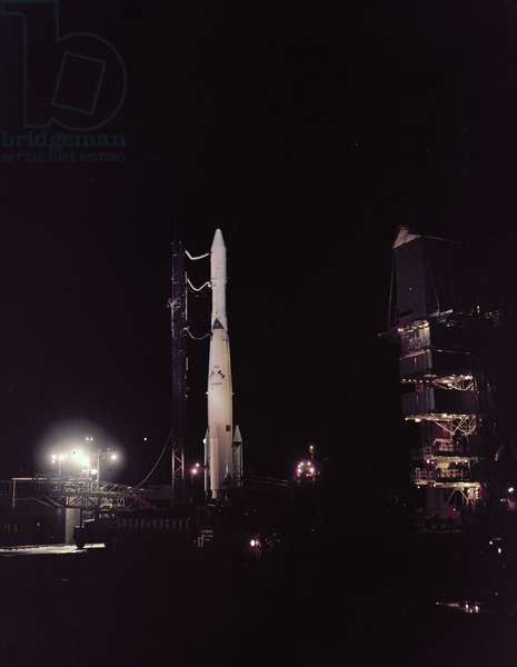Satellites, Scientific, International Launch of the ISIS-1 satellite, 30th January 1969