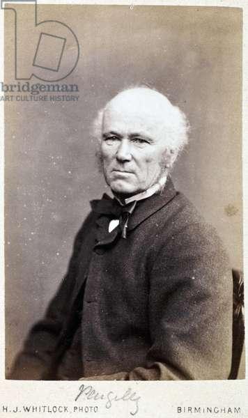 William Pengelly, Cornish geologist, c 1880s